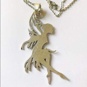 "Jewelry - 3.5""!!!!! Enormous BEAUTIFUL Fairy"